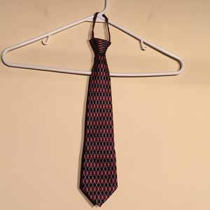 Timber Clothing Co Boys Silk Tie